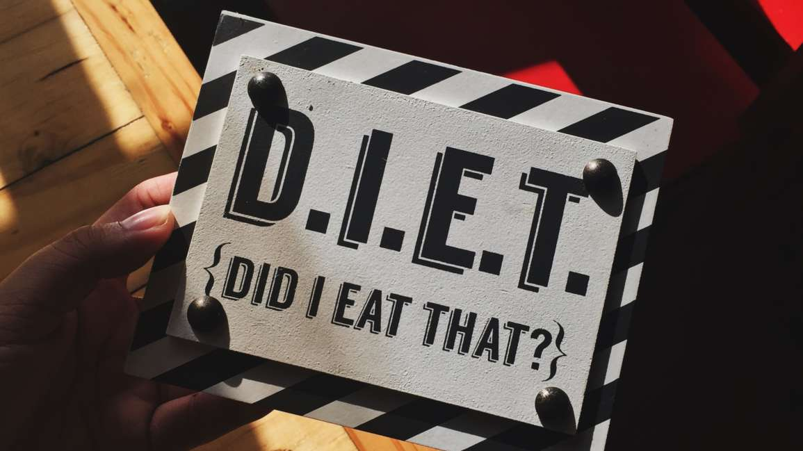 Diets Don't Work – It's Proven